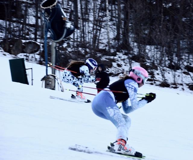 Alpine Teams Ski to Success