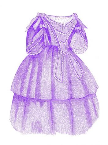 The Little Purple Dress: Chapter 1