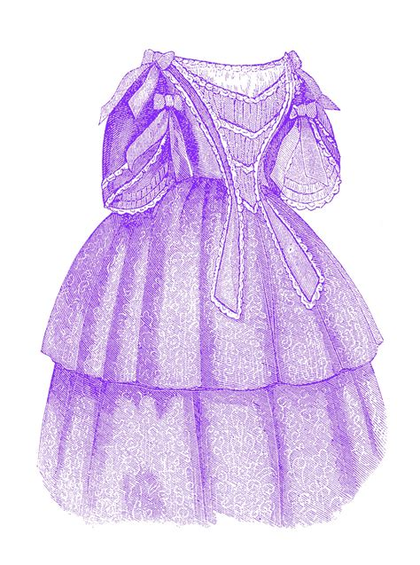 The Little Purple Dress: Chapter 2