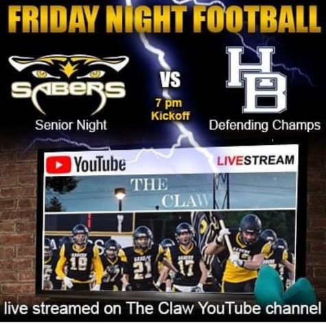 Watch Tonight's Gridiron Action