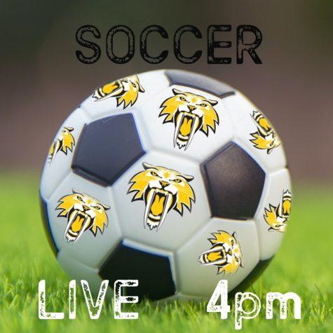 Boys Soccer Live at 4 vs Pelham
