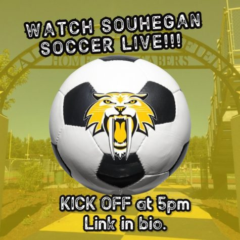 Watch Soccer Boys and Girls Senior Night! 5pm-9pm