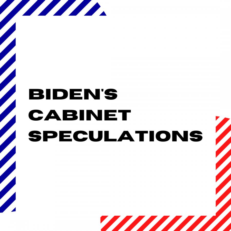 Biden's Cabinet Speculations