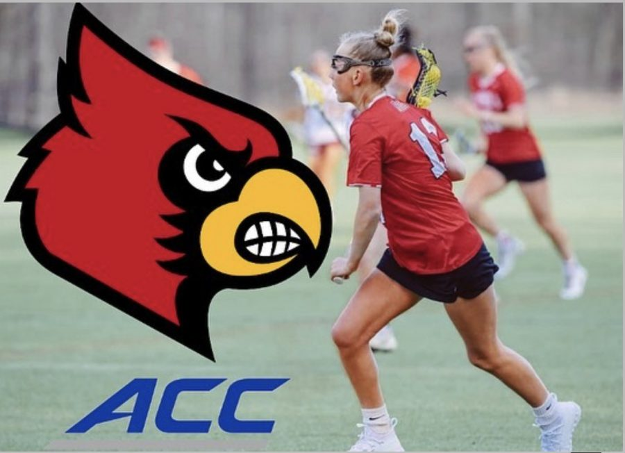 Cali Bishop Commits to Playing Lacrosse at the University of Louisville