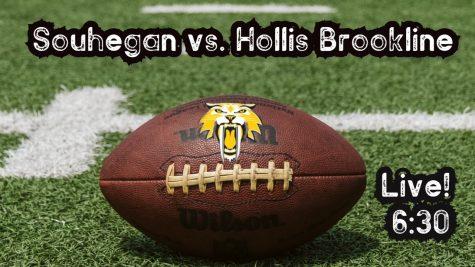 Sabers Football vs Hollis Brookline