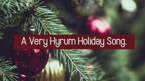 Joy to the World-Hyrum Edition