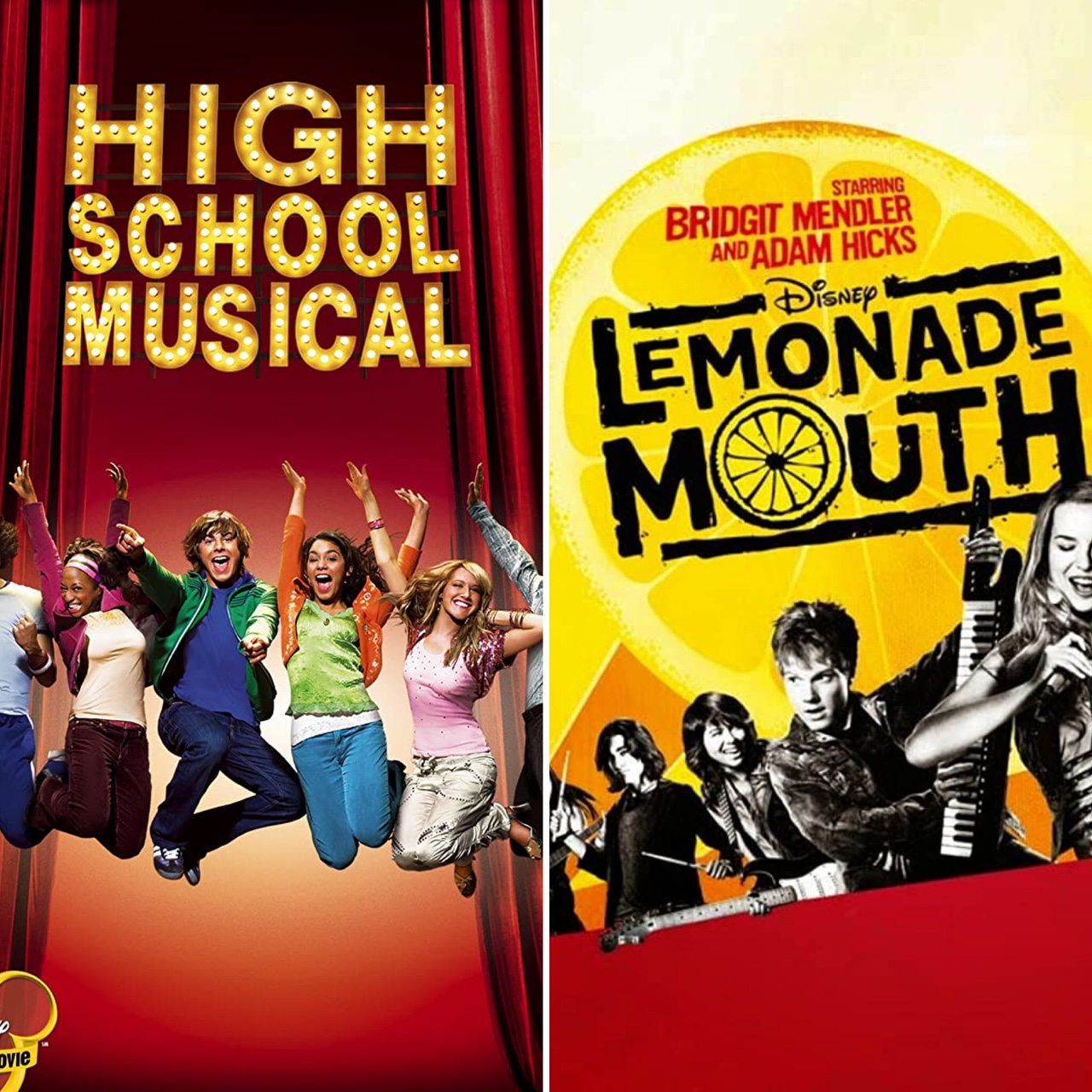 High School Musical vs. Lemonade Mouth: Which is Better?