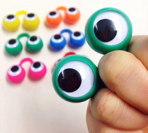 Googly Eyes In The Time Of Covid