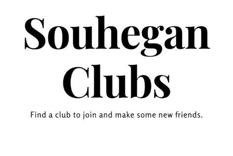 Souhegan High School's List of Clubs
